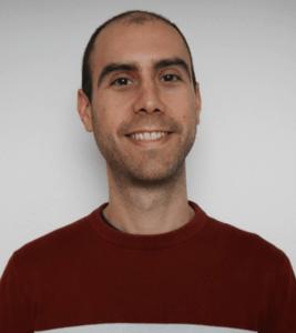 Researcher Ivan Calandra