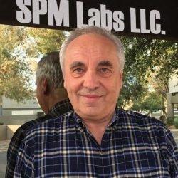 Dr. Sergei Magonov